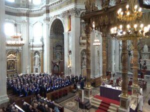 Concert Basiliek Oudenbsoch