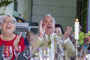 Jubileum Gerard Breas 50 jaar dirigent