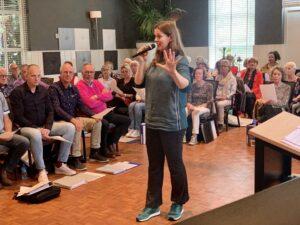 Workshop met Anitra Jellema