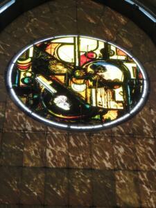 Glas in Lood - Cathédrale Notre-Dames-de-la-Treille in Lille