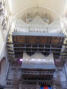 Orgel van de Cathédrale Notre-Dames-de-la-Treille in Lille
