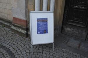Affiche Konzert Sankt Kastor Basilik