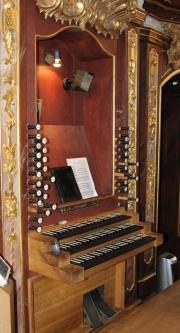 Nollet Orgel - St Paulinkirche