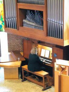 Aarnoud de Groen - Orgel